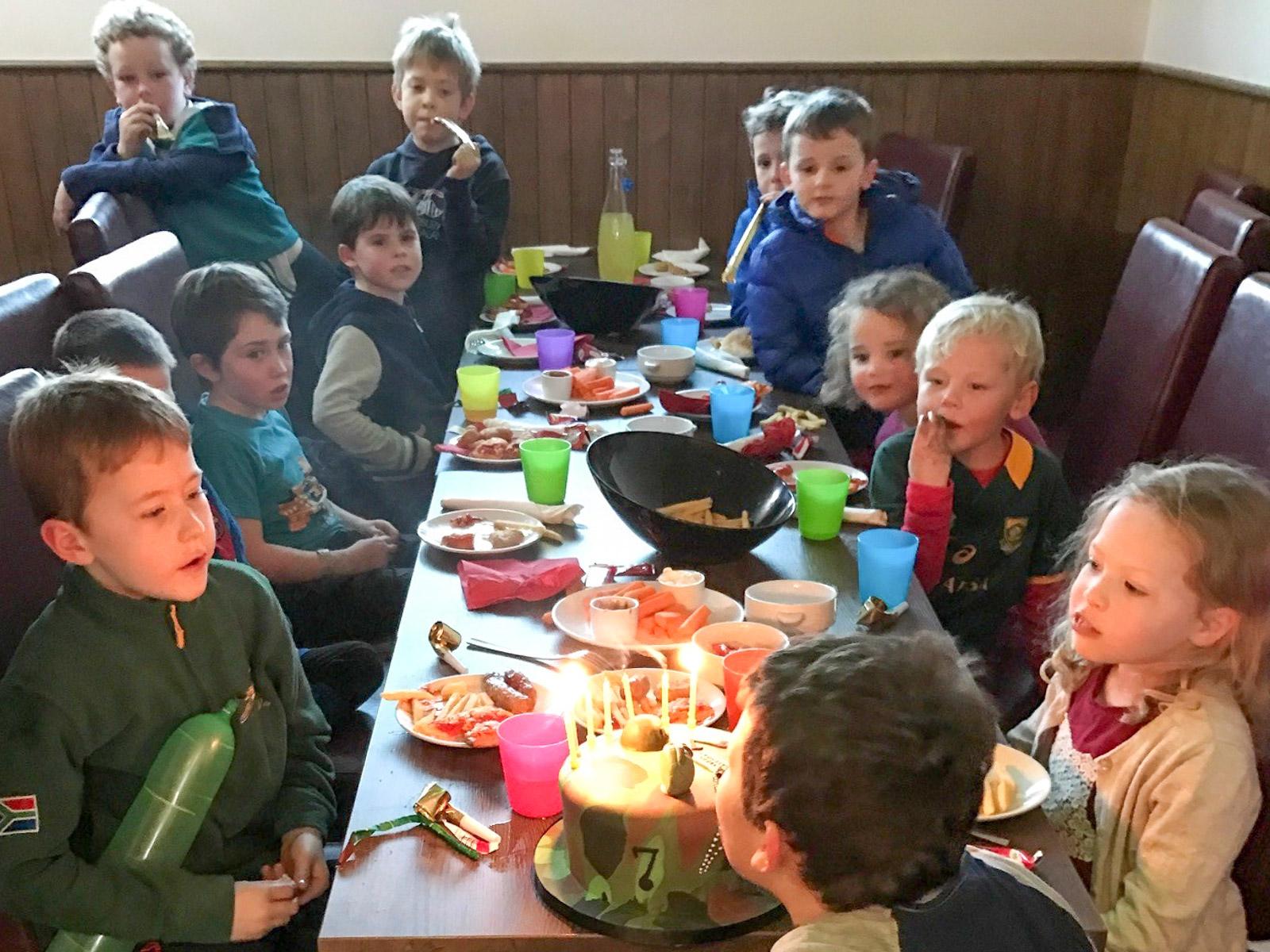 Conifox Edinburgh Birthday Party Venue For Kids Adults - Childrens birthday party ideas edinburgh