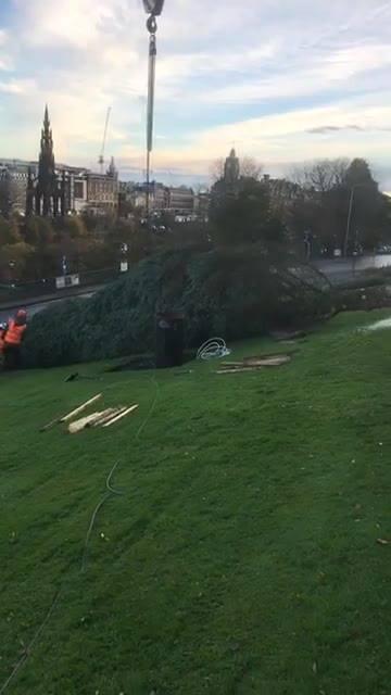 Open Car Park Edinburgh