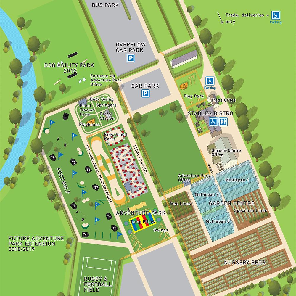 Confox Map