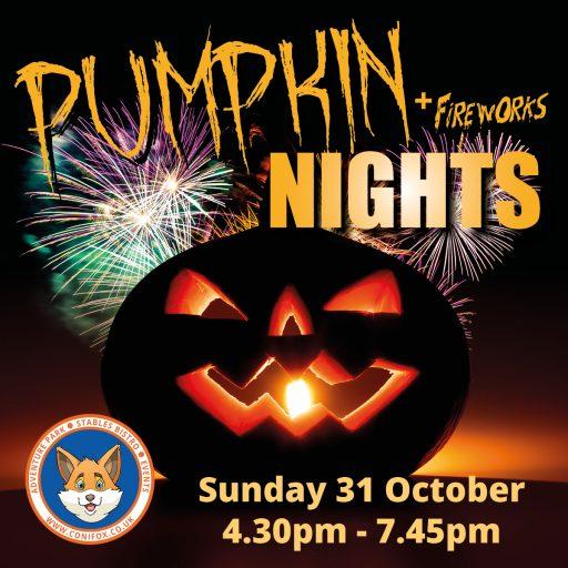 Pumpkin Firework Nights